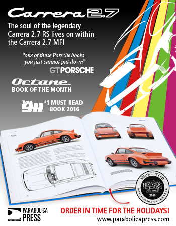 Carrera 2.7 Book: Available Now
